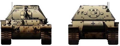 Истребитель танков фердинанд